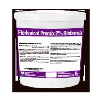 Florfenicol Premix 2% - Biofarma
