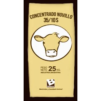 Concentrado Novillo 35/10 S - Biofarma