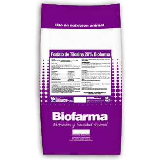 Fosfato de Tilosina 20% - Biofarma