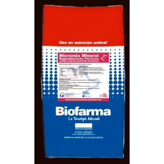 Micromix Mineral Reproductores Porcinos - Biofarma