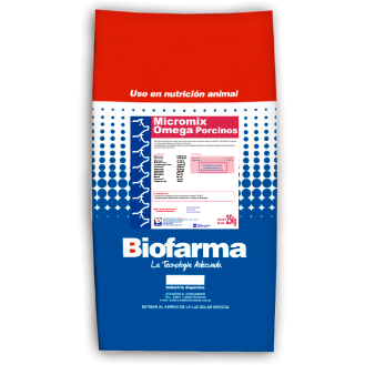 Micromix Omega Porcinos - Biofarma