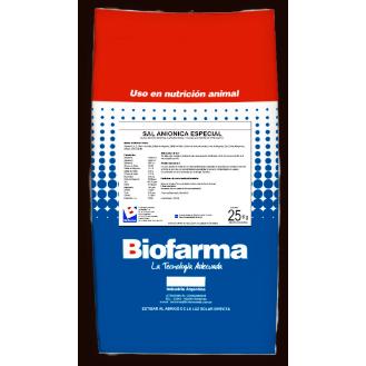 Sal Aniónica Especial - Biofarma