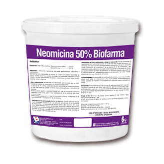 Neomicina 50% - Biofarma